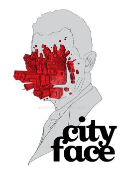 City Face by howling