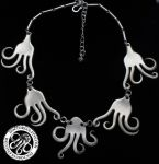 5 Octopus Fork Necklace by Doctor-Gus