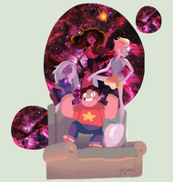 Steven Universe by mortifyed