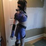 Dalish Tali Progress Shot 1 by TaliBelle-Cosplay