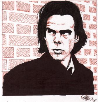Nick Cave 1.1 by NickCave