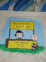 Psychiatric Help Tote by Scribble-Chick