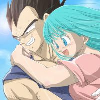 Vegeta and Bulma3 by nuooon