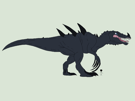 fan-made dinosaur: shipplitasaurus by austroraptorcabazai