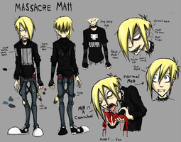 Masscer Matt by BlackVirusVoid-boy