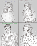 Dragon Age - Parks and Rec by Wonderland-Cupcake