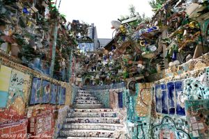 Philadelphias Magic Gardens 1 by rjcarroll