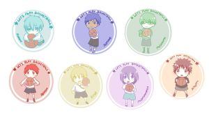 Pin Design of KNB by toriumiaoru