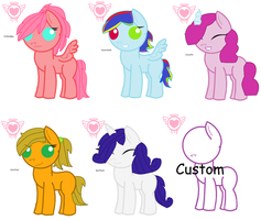 Shipping Adopts for Couples I Hate :3 by YummyCupcake436