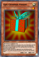 [Gift] Epic Christmas Present by Tattorack