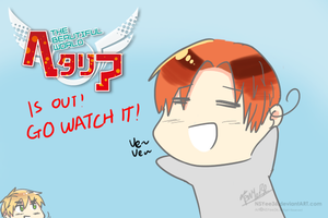 Hetalia Season 5 is RELEASED! by NSYee36
