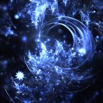 Frozen World Across the Galaxies by lucid-light