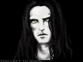 Peter Steele Wallpaper by HalloweenBloodyQueen