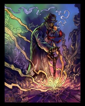 Papa Legba color by Arthammer
