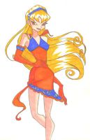 Winx Club - Stella by kimberly-castello