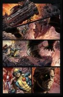 Wolverine Origins 41 p.5C by BillReinhold