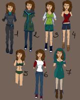 JSoldierGirl clothes by JSoldierGirl
