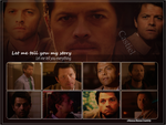 Castiel's story by Vanessa28
