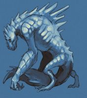 Monster: Squigy by Endivinity
