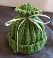 Baby beanie by Craftcove