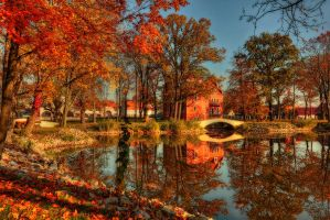 Autumn in Poland by Witoldhippie