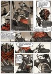 TMNT Dimension M Red and Black #10 Part1 page8/10 by zibanitu6969