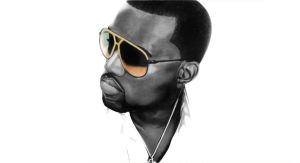 Kanye by youngEY