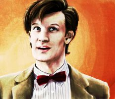 The Eleven's Doctor - Matt Smith by Lap12