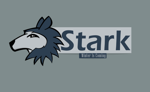 Game of Thrones - Stark by BarneyDesign