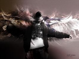 up on wings by miorio