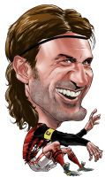 Tribute to Maldini by IwanNazif