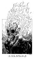 Ghost Rider by KoreaRailroads