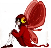 Aradia Megido- God Tier by therockangel