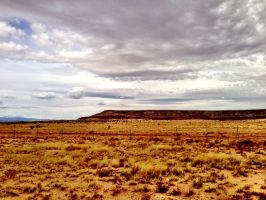 New Mexico Countryside by TheGerm84