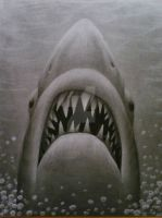 Jaws by MikeAs4