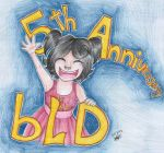 bLD's 5th Anniversary! by IneMiSol