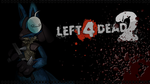 Left 4 dead 2 - Cryaotic style by AleNor1