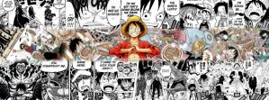 One Piece Luffy FB Cover by Luffy-ThePirateKing