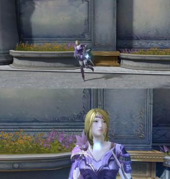 Celes Chere in Aion #13 by fallenRazziel