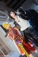 Final fantasy by JustMoolti