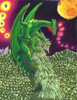 254: Sceptile by Prophecy-Inc