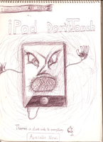 iPod Don't Touch by Supertod