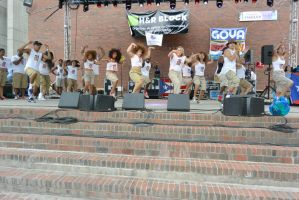 Puerto Rican/Latin Festival, Rockin Hip Hop 39 by Miss-Tbones