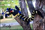 Darky: the RDD Plush by akarui