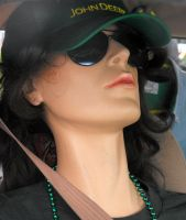 Stock: Mannequin Passenger by Stock-By-Michelle