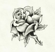Traditional Rose by MannaOcculta