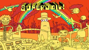 Superjail by Mugyver