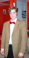 Eleventh Doctor Cosplay by Rustheart