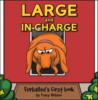 Furballed Large and In Charge Book Cover by twiggy-trace