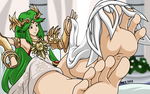 Pretty Palutena by MostlyFunStuff